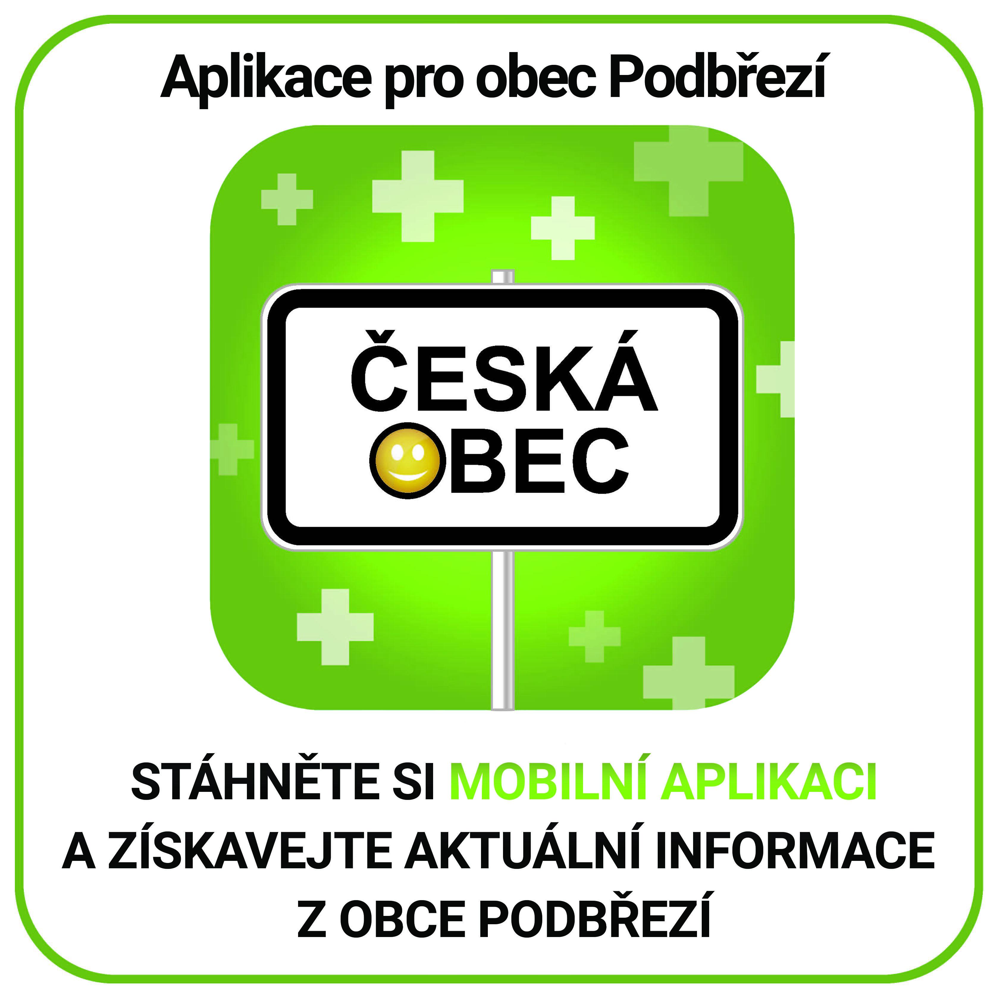 Aplikace - Česká obec