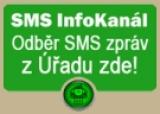 Aplikace - SMS InfoKanál